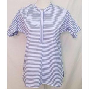 J. Crew Women's Shirt Size XS blouse top stretch